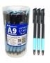ปากกาเจลแบบกด 0.7 สีน้ำเงิน M&G