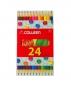 สีไม้ยาว 2 หัว 24 สี #787 COLLEEN