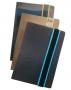 สมุดบันทึก 120G 120S โคพเพเล่-102 สีฟ้า ตราช้าง
