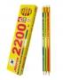 ดินสอดำ HB #2200  ตราม้า