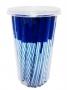 ปากกาลูกลื่น 0.5 สีน้ำเงิน LANCER