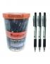 ปากกาเจลโล่บอล 0.7ดำ ควอนตั้ม