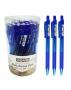 ปากกาหมึกน้ำมัน  สีน้ำเงิน YOYA